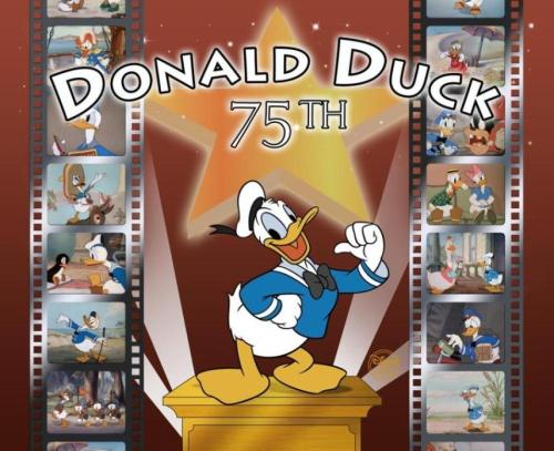 Donald Duck 75th